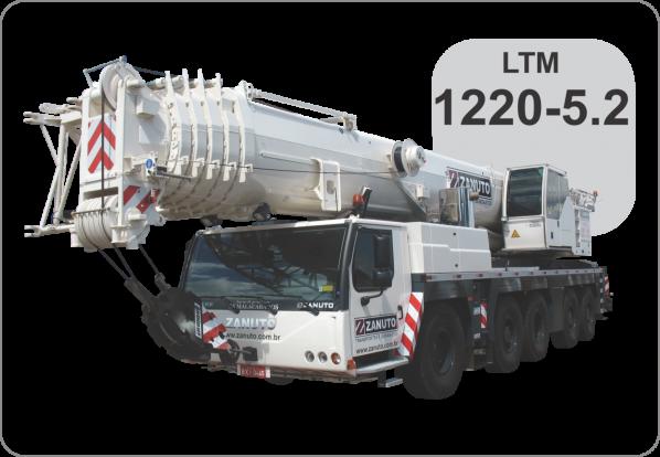 LIEBHERR LTM-1220-5.2