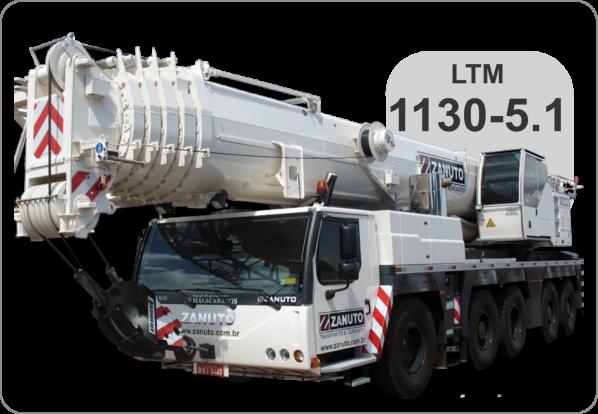 LIEBHERR LTM-1130-5.1